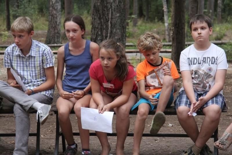 12 коллегий лагерь: